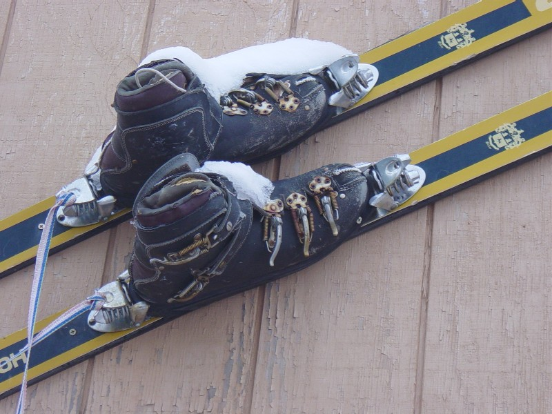 iea old skis