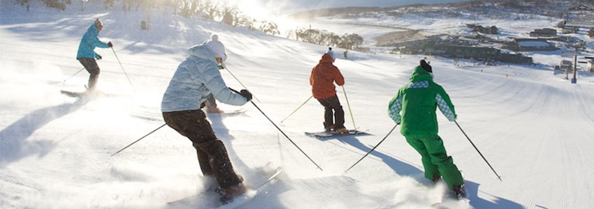 Perisher Winter Sports Club Masters Progra