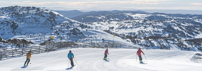 Explore Perisher