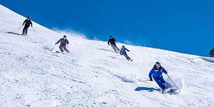 Perisher Winter Sports Club Masters