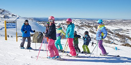 Perisher Winter Sports Club Development