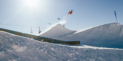 Perisher Winter Sports Club Freeski