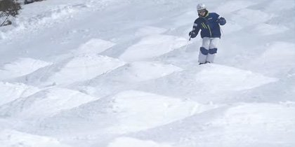 Perisher Winter Sports Club Moguls