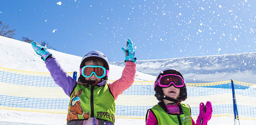 Perisher Kids 31AUG