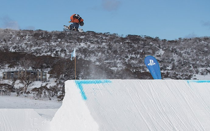 PlayStation Slopestyle Champs Blog tile