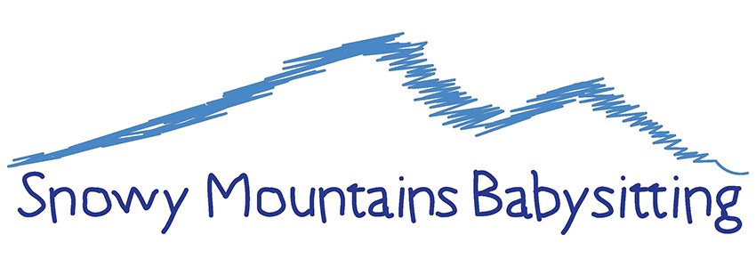 Snowy Mountains Baby Sitter BANNER 2