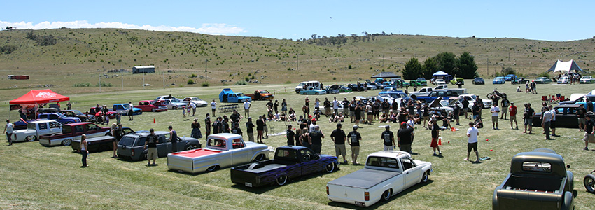 The Station Perisher Car Show