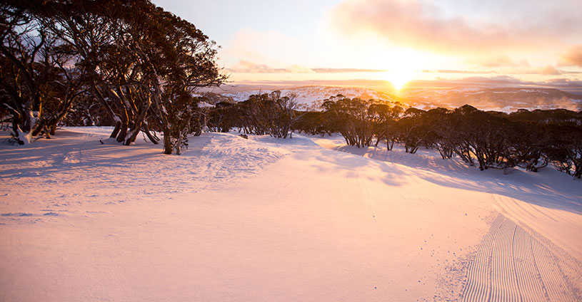 Perisher Now Tuesday Sunriise 2