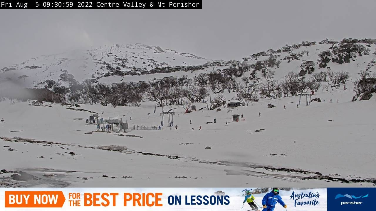 Centre Valley Mt Perisher