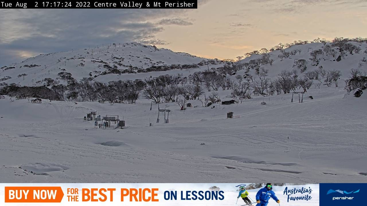Centre Valley & Mt Perisher
