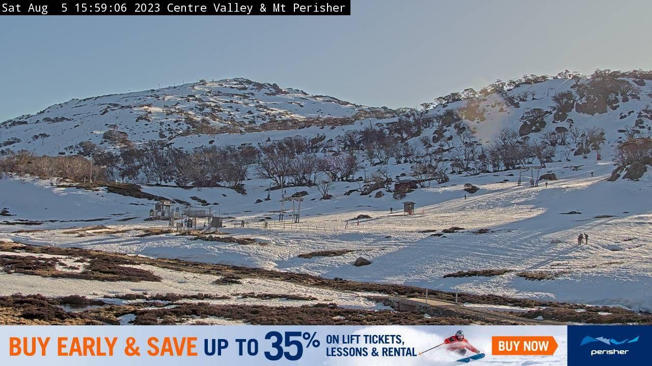 Centre Valley & Mt Perisher