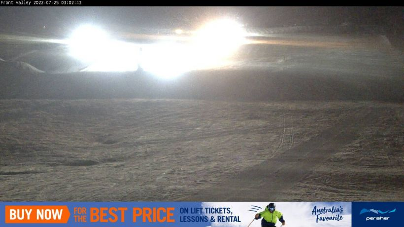 Perisher Vallet Webcam