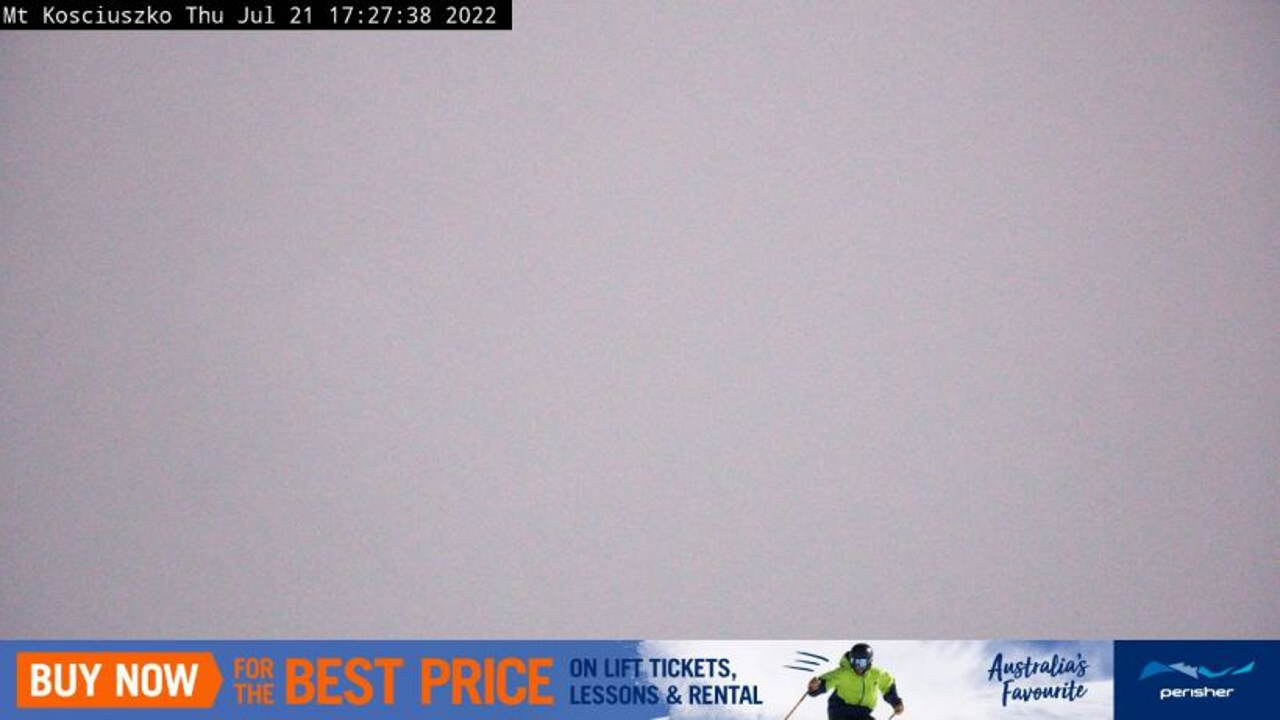 Mt Kosciuszko Snow Cam