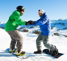 Ski School Private Lessons Kids & Adults