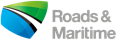 Roads and Maritime Services Logo